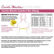 Carole Martin Strapless Comfort Bra - Walmart.com