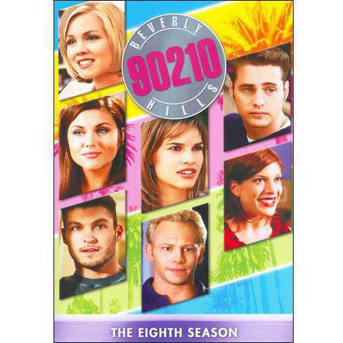 Beverly Hills 90210: The Eighth Season (Full Frame)
