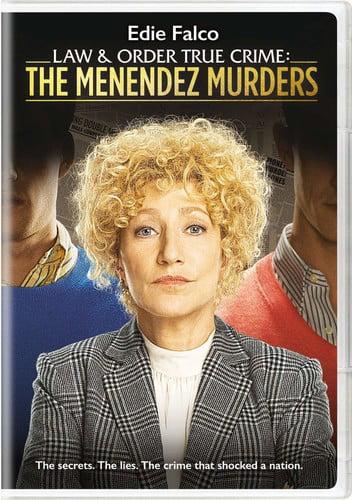 Law & Order True Crime: The Menendez Murders DVD by