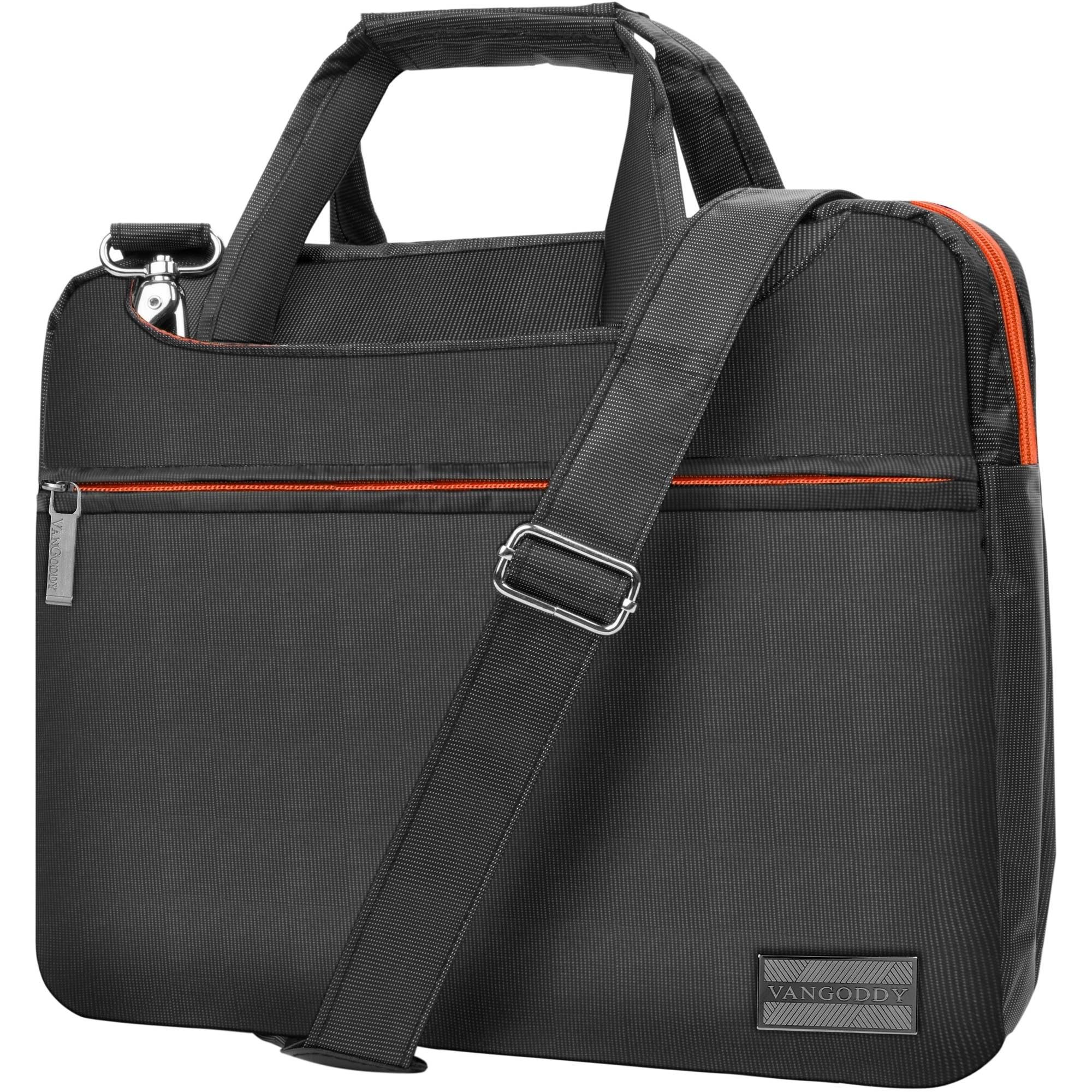 """Vangoddy NineO Shoulder Messenger Laptop Case fits up to 13.3"""" Laptops"""
