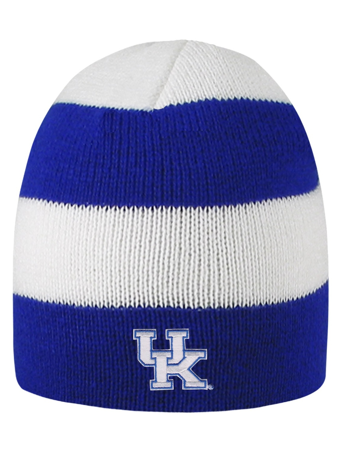 University of Kentucky Rugby Striped Knit Beanie by