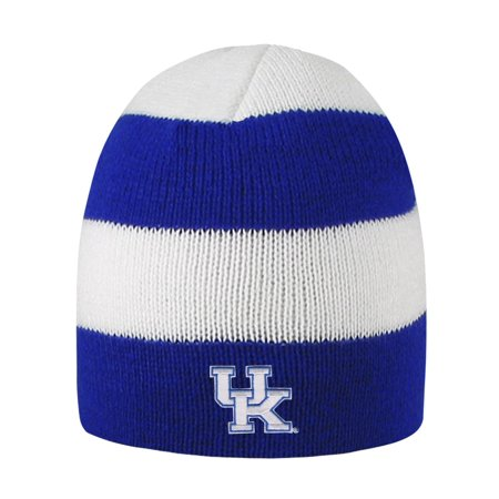University of Kentucky Rugby Striped Knit Beanie (Kentucky University Baseball)
