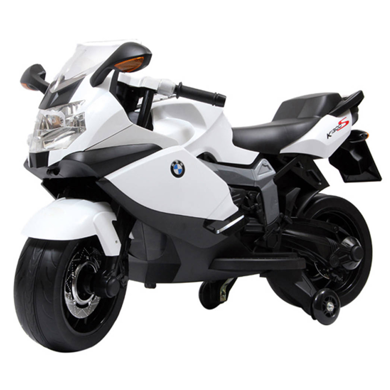 Licensed BMW Motorcycle 12V Kids Battery Powered Ride On ...
