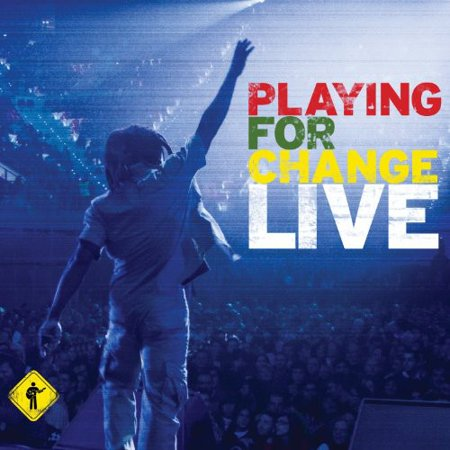 Playing For Change Live [Digipak] [CD and DVD] (Includes DVD) (Digi-Pak)