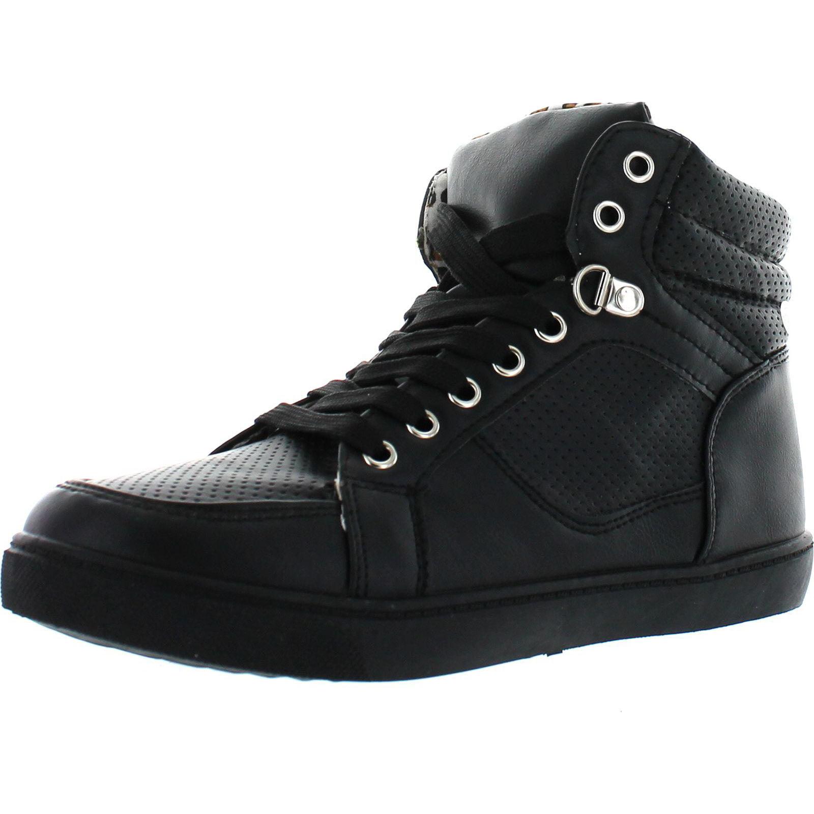 Js Awake Womens Perla-02 Ankle High Top Fashion Sneakers -7178
