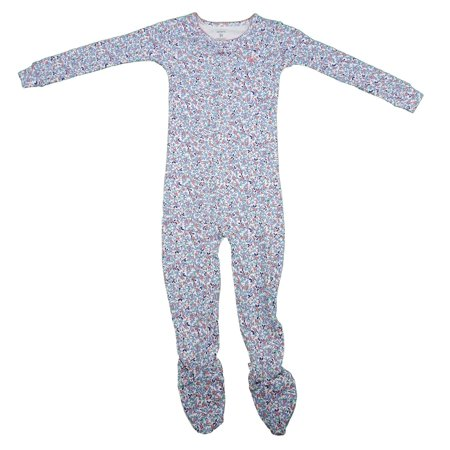 b7a4c2548286 Carters - Carters Baby Girls Size 3T 1-Piece Footed Pajama