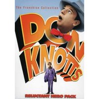 Don Knotts Reluctant Hero Pack (The Ghost And Mr. Chicken / The Reluctant Astronaut / The Shakiest Gun In The West / The