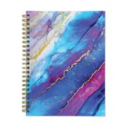 """July 2020 - June 2021 Geode You're Pretty Medium 6""""x8"""" Daily Weekly Monthly Planner"""
