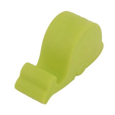 Dolphin Plastic Lights (Green Plastic Dolphin Shaped MP4 Cell phone Stand Holder Desktop Display Rack)