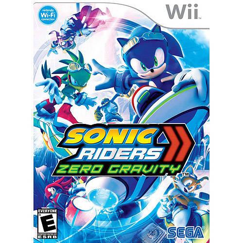 Sonic Riders: Zero Gravity (Wii) - Pre-Owned