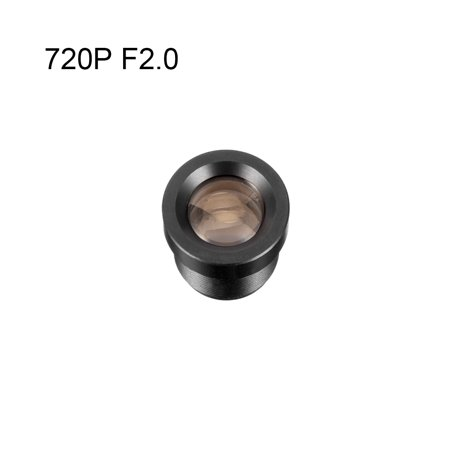 16mm 720P F2.0 FPV Camera Lens Wide Angle for CCD Camera - image 2 of 4