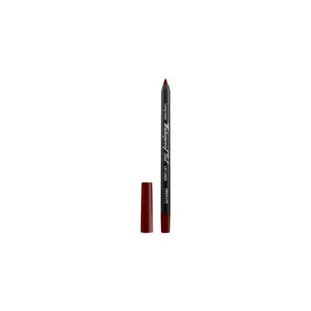 Absolute New York Waterproof Gel Lip Liner, Red Hot, 0.8 Oz