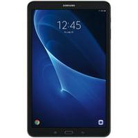 "Samsung Galaxy Tab A 10.1"" 16GB Android 6.0 Tablet, Black - SM-T580NZKAXAR"