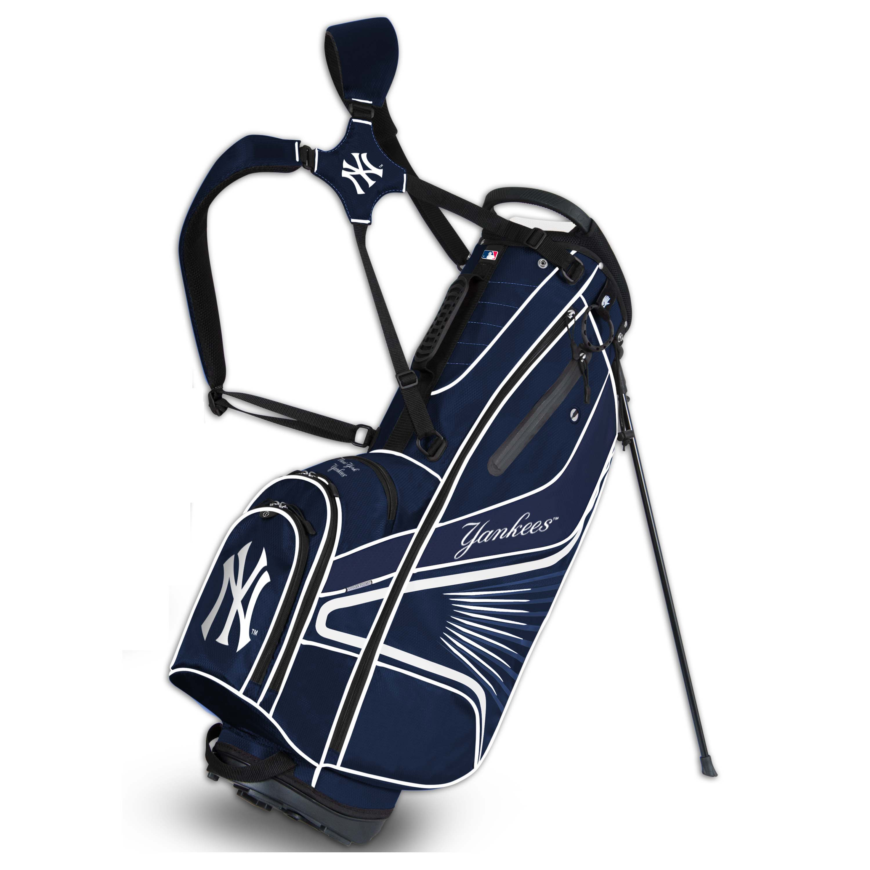 New York Yankees Gridiron III Golf Stand Bag - No Size