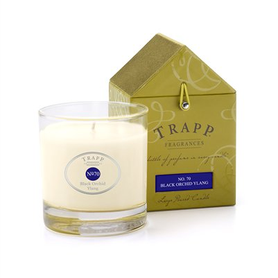 Trapp No. 70 Black Orchid Ylang - 7oz Large Poured Candle
