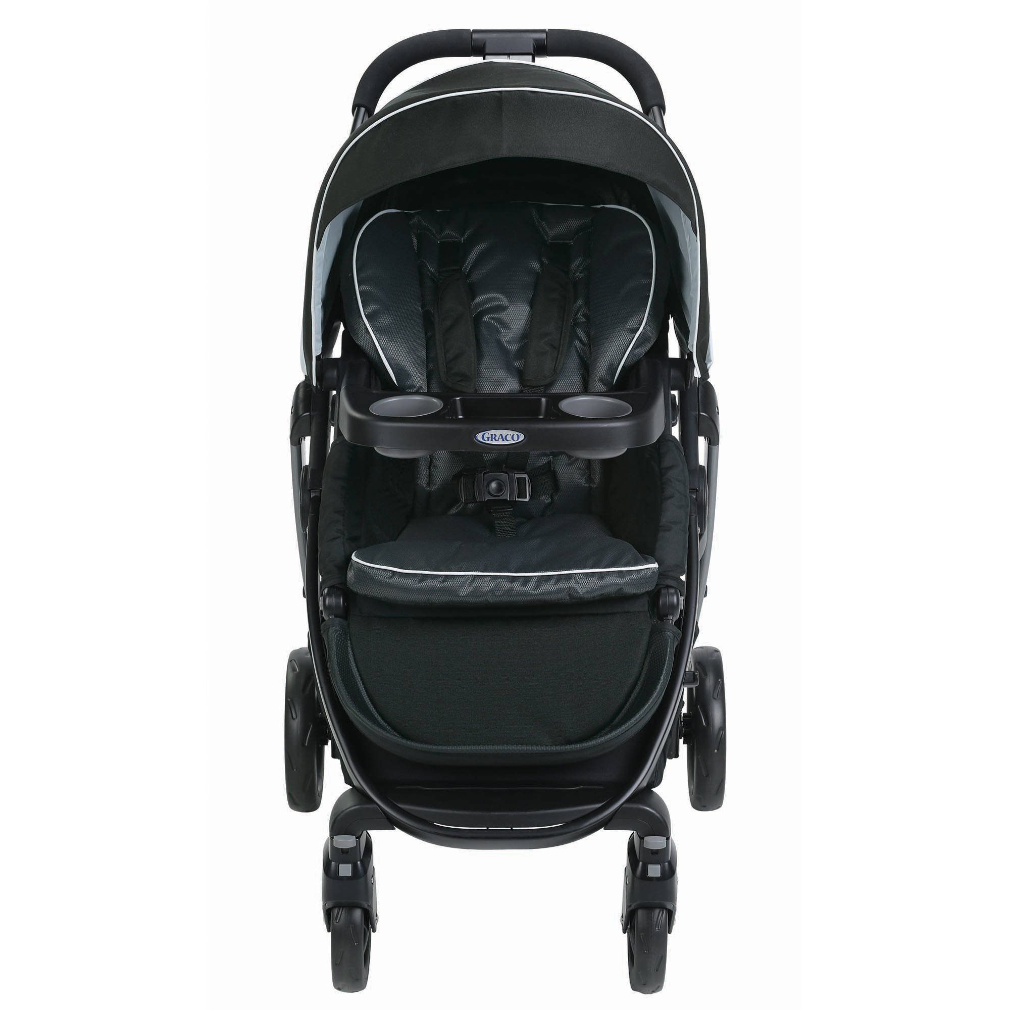Graco Modes Click Connect Convertible Stroller, Gotham