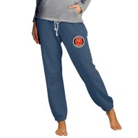 Virginia Cavaliers Concepts Sport Women's Mainstream Knit Jogger Lounge Pants - Navy
