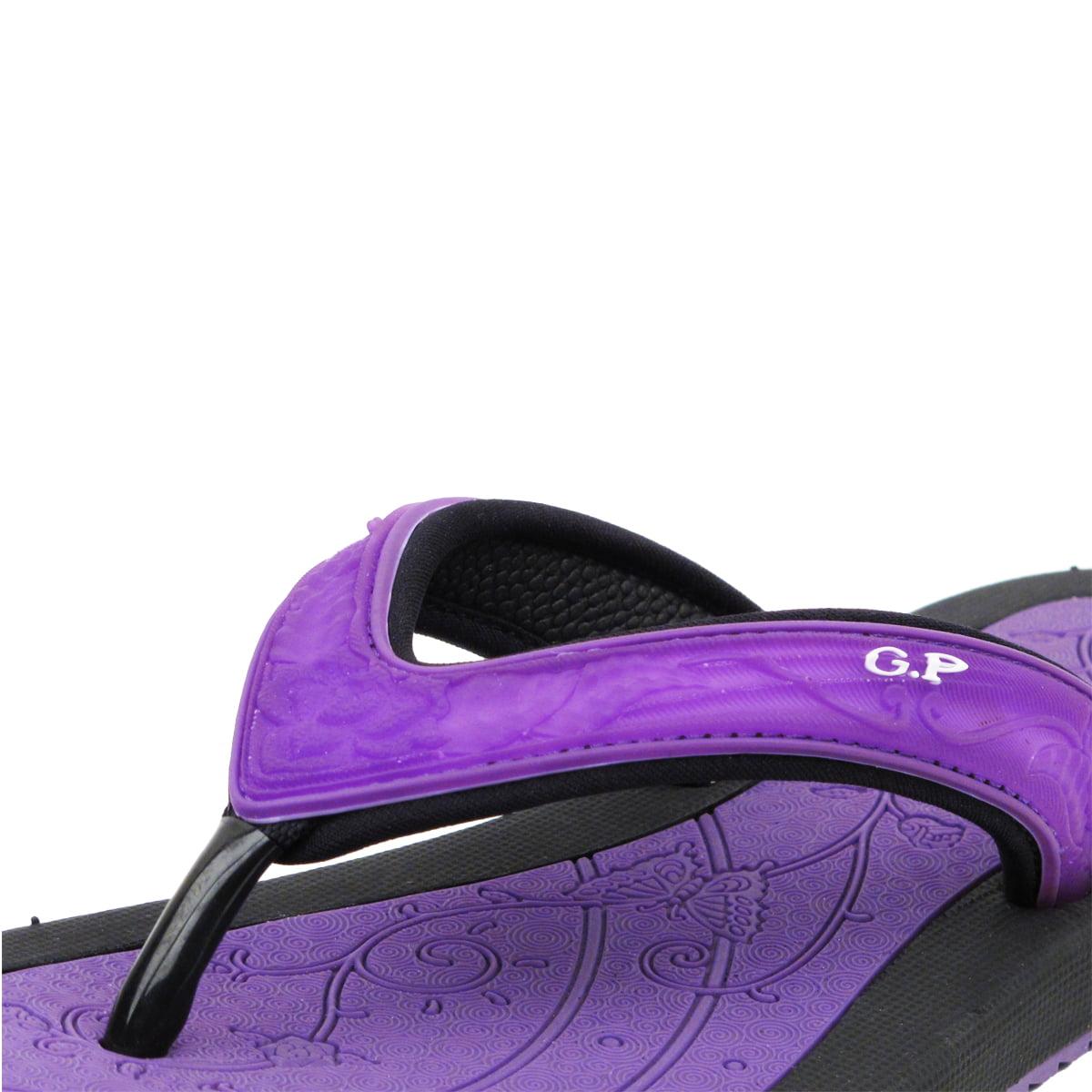 Gold Pigeon Shoes Simplus 6883W Women Light Weight Outdoor Water 5.5-9) Flats Flip Flops (Size 5.5-9) Water 32e64e
