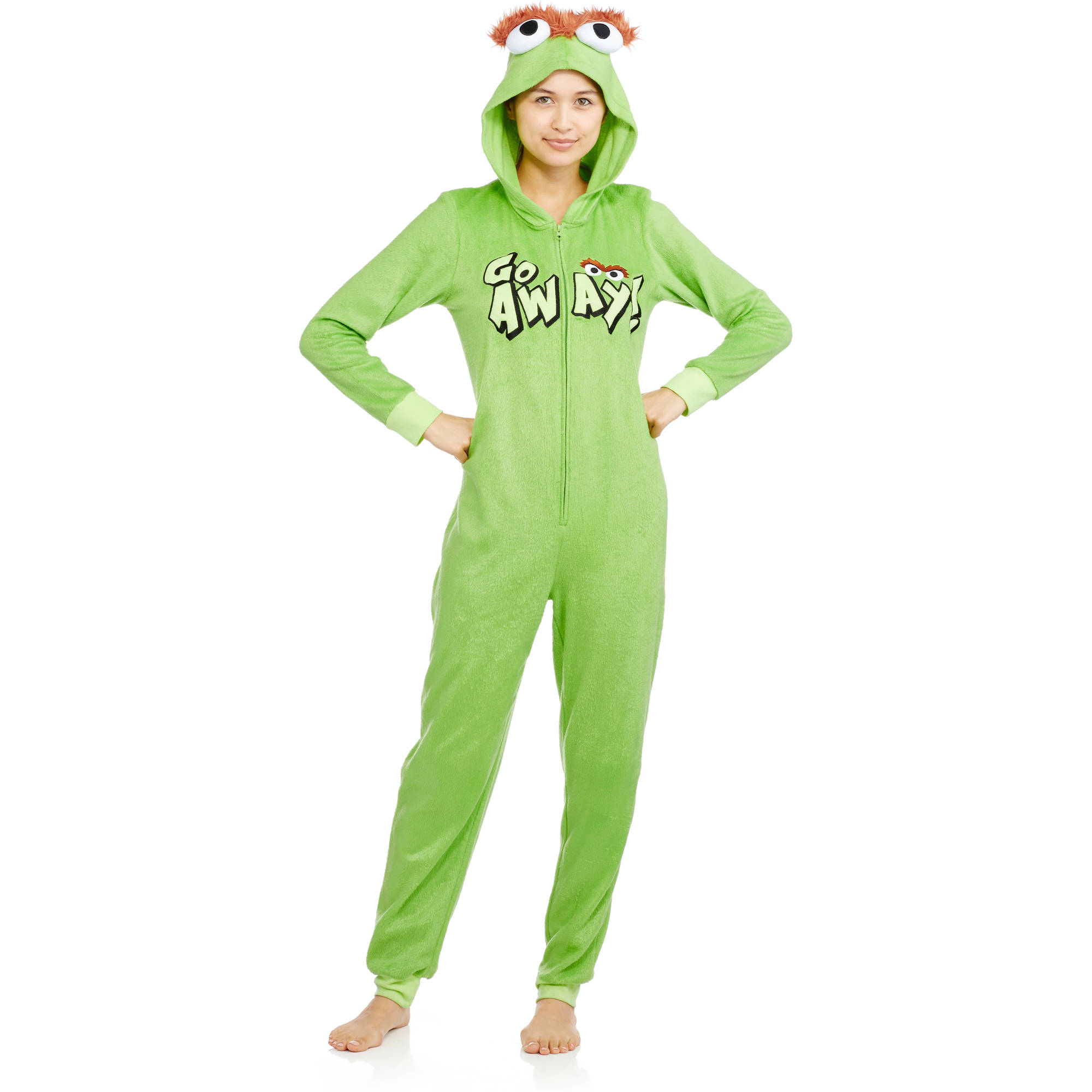 sesame street women u0027s and women u0027s plus one piece pajamas walmart com