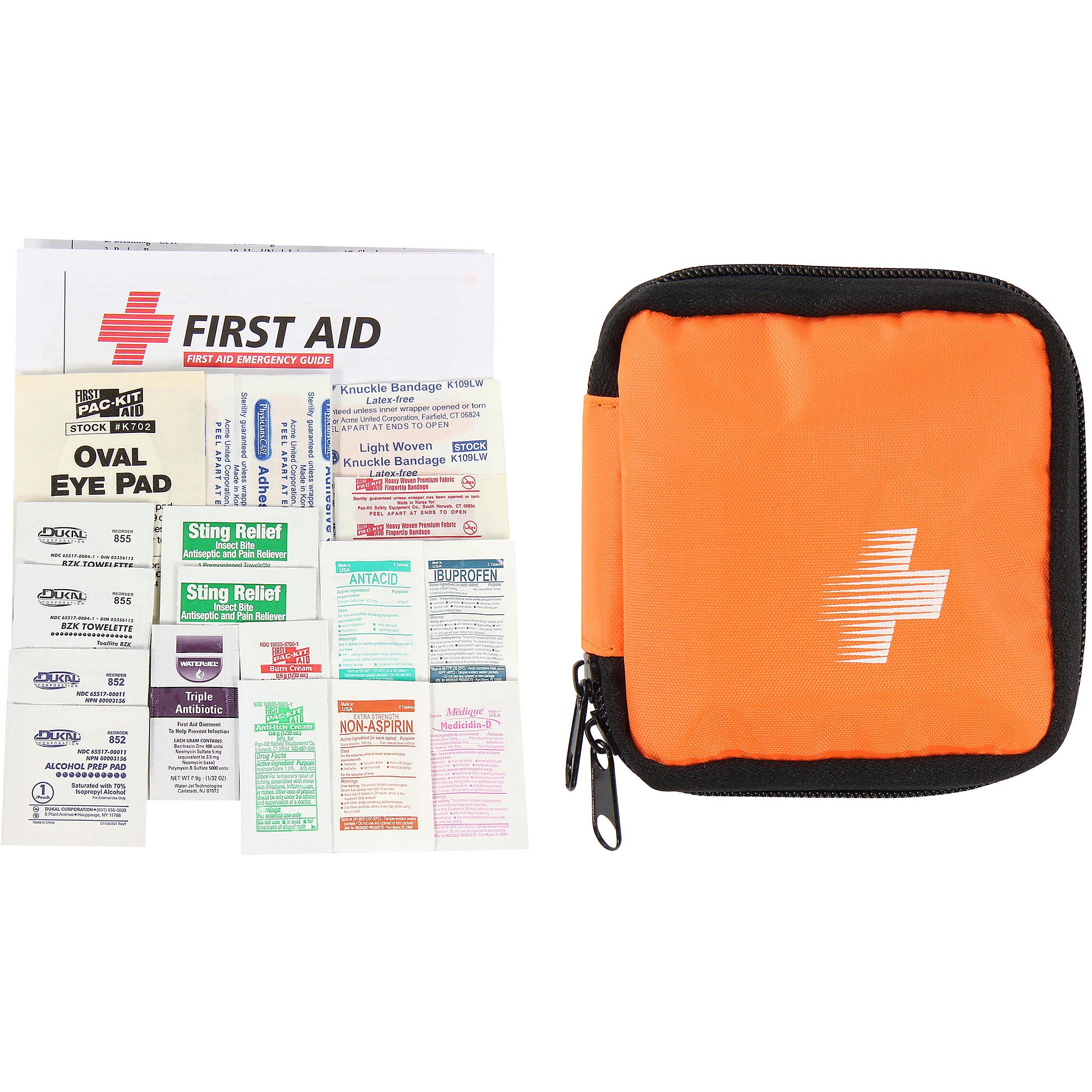 Camillus 30-Piece Hunter's First Aid Kit by Acme United