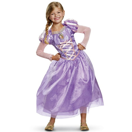 2018 Rapunzel Deluxe Child Costume