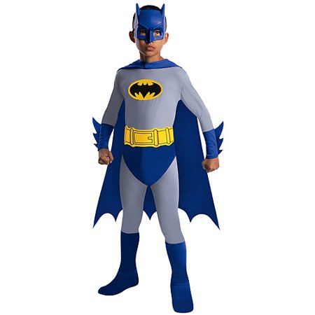 Batman The Brave and the Bold Child Halloween Costume