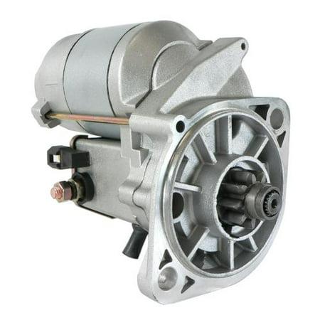 DB Electrical SND0686 Starter For Ishikawajima IHI 35J Backhoe W Isuzu Engine/AGCO ST28A, AGCO Challenger MT255 /Airman AX 29 U CGL /Massey Ferguson MF-1220 FC33 /3710466M93 (Massey Ferguson Post Hole Digger For Sale)
