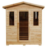 Grandby 3-Person Outdoor Sauna