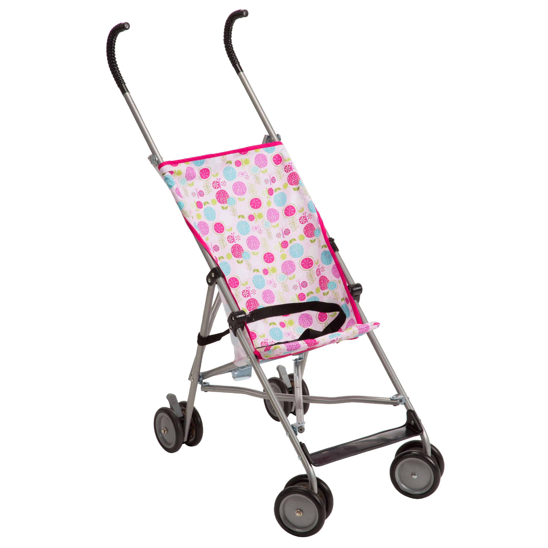 Cosco Comfort Height Lightweight Umbrella Stroller, Pom ...