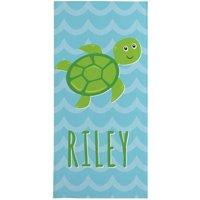 Personalized Sea Buddies Beach Towel