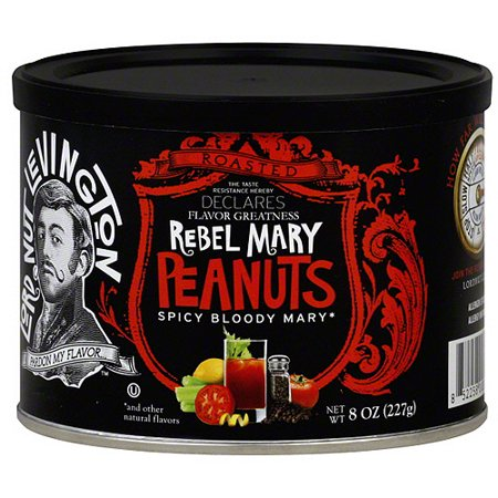 Discontinued***Lord Nut Levington Rebel Mary Peanuts, 8 oz (Pack of ...