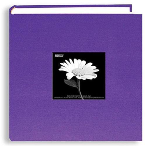 Pioneer Photo Albums Pioneer 200-pocket Grape Purple Photo Album (Pack of 2)