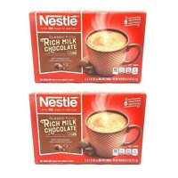Nestle Classic Rich Milk Chocolate Hot Cocoa Mix 2 Pack