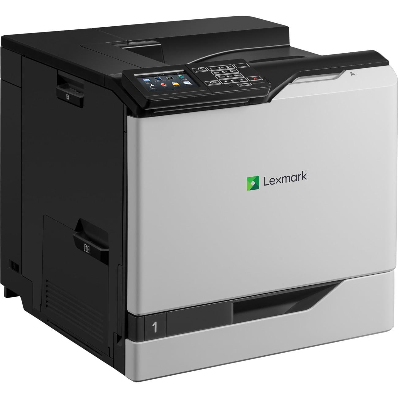 Lexmark Printers 21KT002 CS820DE TAA Compliant Color Laser Printer