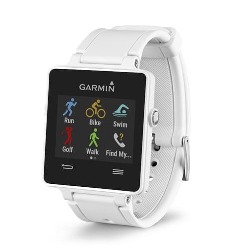 Garmin Vivoactive Smartwatch, Black or White