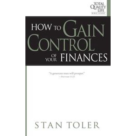 How to Gain Control of Your Finances - eBook
