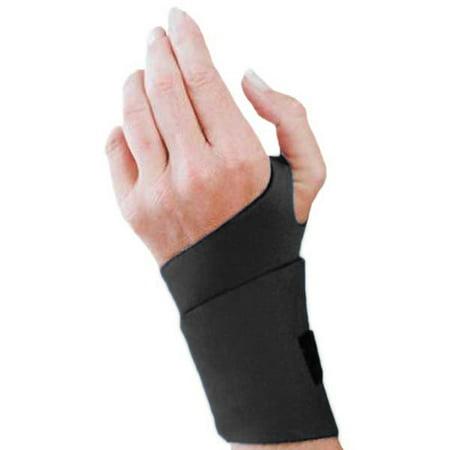 Fla Safe T Sport Neo Wrist Wrap Univeral Black