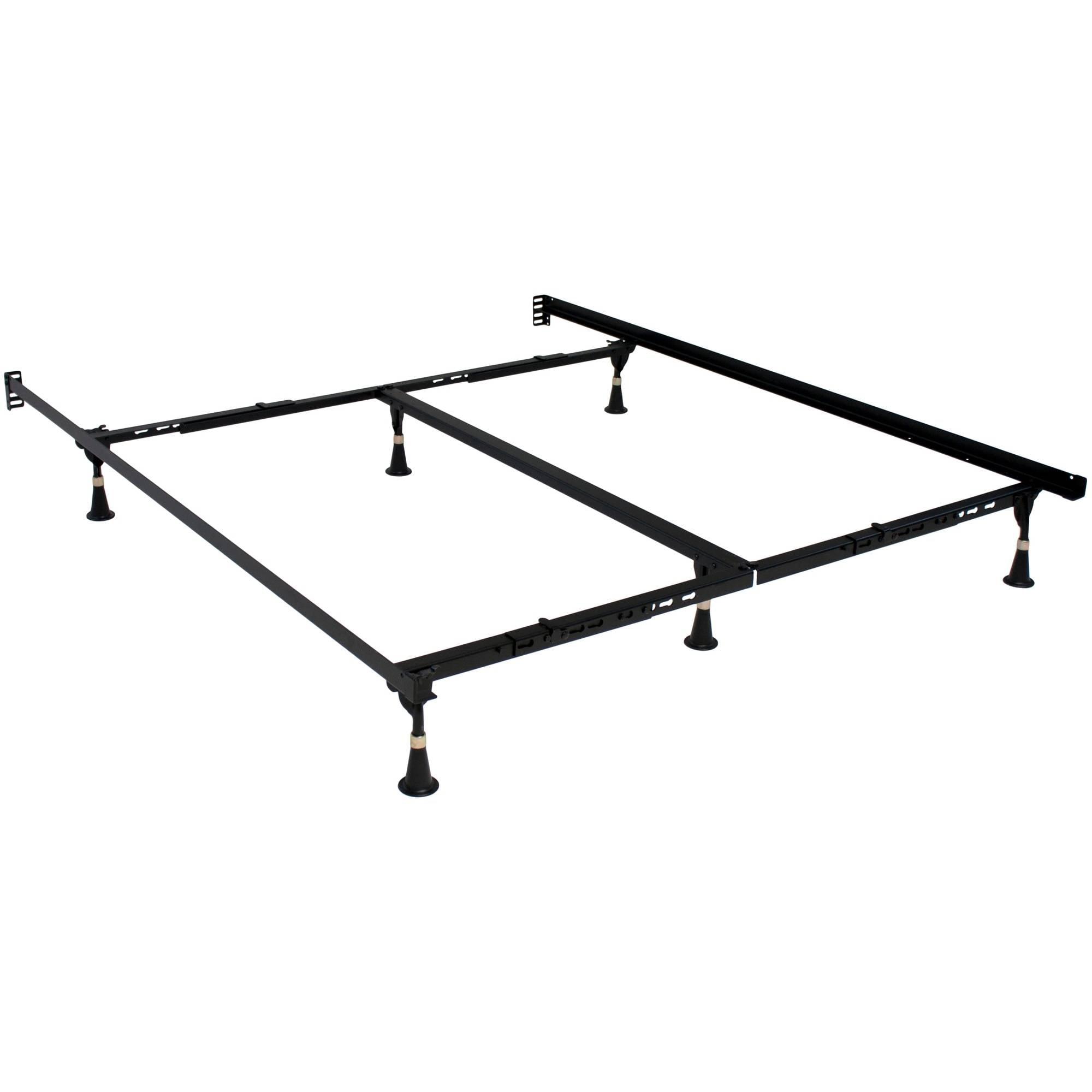 Beautyrest Premium Adjustable Bed Frame, Brown by Hollywood Bed & Spring