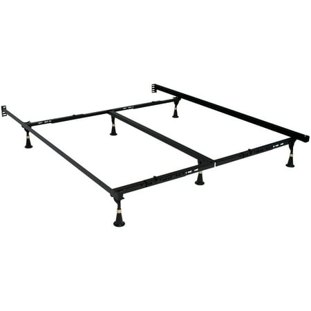 Beautyrest Premium Easy To Assemble Adjustable Bed Frame With High Carbon Steel All