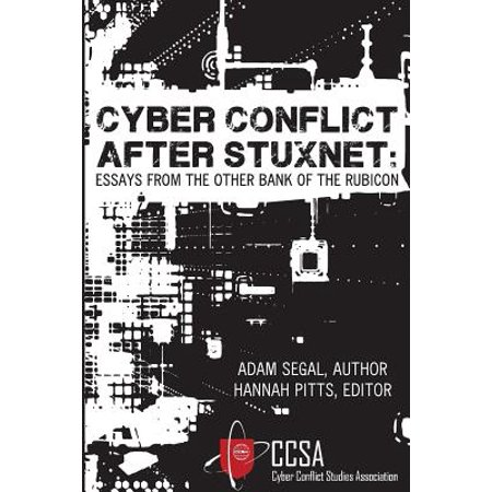 Adam Banks Halloween (Cyber Conflict After Stuxnet : Essays from the Other Bank of the)