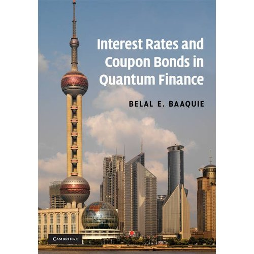 Interest Rates and Coupon Bonds in Quantum Finance