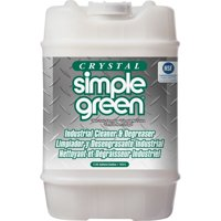 Simple Green, SMP19005, Crystal Industrial Cleaner/Degreaser, 1 Each, Clear