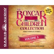 The Boxcar Children Collection Volume 3 : The Woodshed Mystery, The Lighthouse Mystery, Mountain Top Mystery