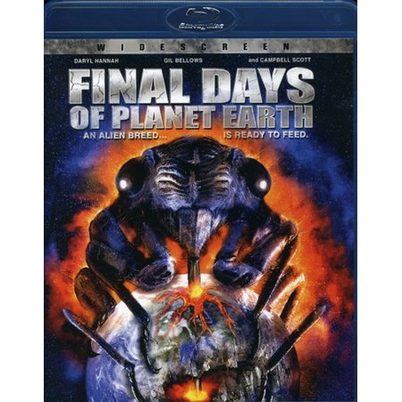 Final Days of Planet Earth (Blu-ray)](Earth Day Giveaways)