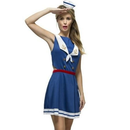 Adult Hey Sailor (Hey Sailor Costume Smiffy's 44531)