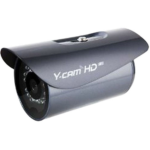 Graphite Full Hd 1080p Y-cam Bullet Came