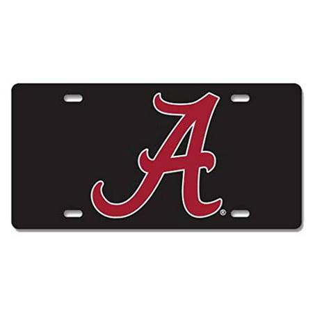 Jay Mac Sports University of Alabama Script A Black License