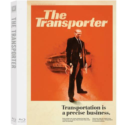 The Transporter (Blu-ray) (Widescreen)