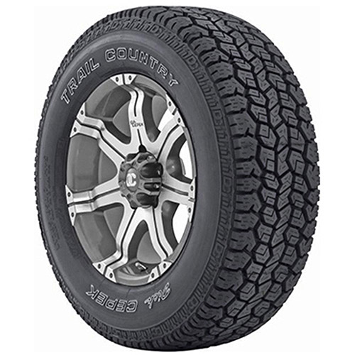 What Time Does Discount Tire Close >> Dick Cepek Trail Country 265/75R16/4 Tire - Walmart.com