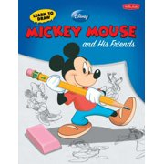 Learn to Draw Mickey & His Friends